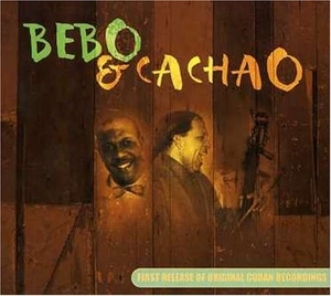 Jazzcuba, Vol. 2: Bebo & Cachao album cover