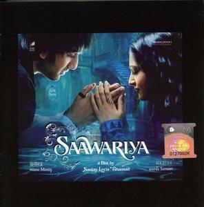 Saawariya album cover