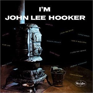 I'm John Lee Hooker album cover