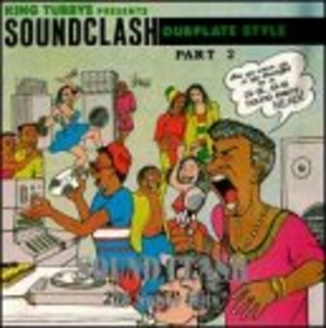 Sound Clash Vol. 1 & 2: 20 Super Hits album cover