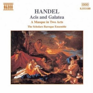Handel: Acis And Galatea album cover