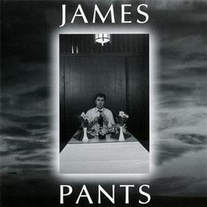 James Pants album cover