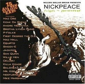 High-Powered album cover