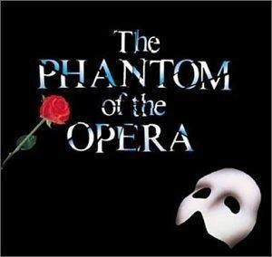 The Phantom Of The Opera (1986 Original London Cast) album cover