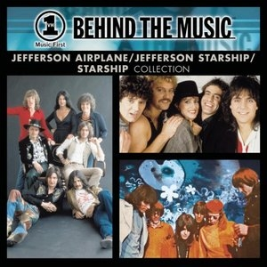 VH1 Behind the Music: The Jefferson Airplane Collection album cover