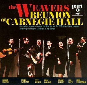 Reunion At Carnegie Hall 1963 Part 2 (Live) album cover