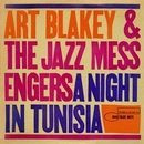 A Night In Tunisia (Blue ... album cover
