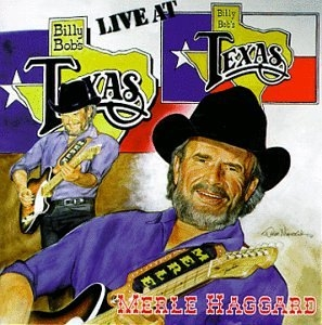 Live At Billy Bob's Texas album cover