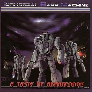 A Taste Of Armageddon album cover