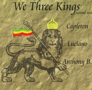 We Three Kings Vol.2 album cover