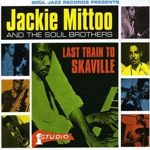 Last Train To Skaville album cover