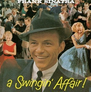 A Swingin' Affair! album cover