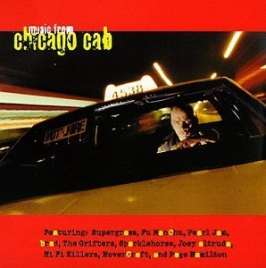 Music From Chicago Cab album cover