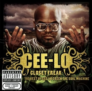 Closet Freak: The Best Of Cee-Lo Green The Soul Machine album cover