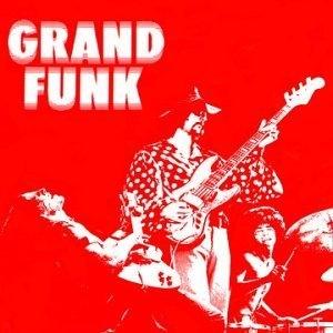Grand Funk (Exp) album cover