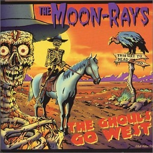 The Ghouls Go West album cover