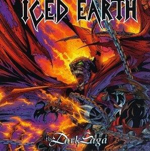 The Dark Saga album cover