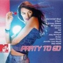 MTV Party To Go 2000 album cover
