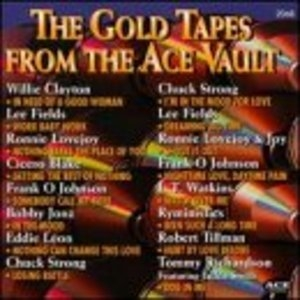 The Gold Tapes From The Ace Vault album cover