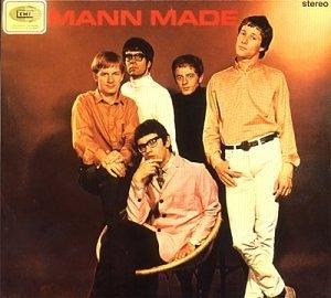 Mann Made (UK) album cover