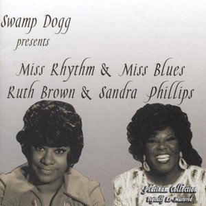 Swamp Dogg Presents: Miss Rhythm & Miss Blues album cover