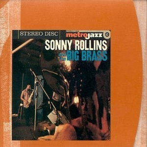 Sonny Rollins And The Big Brass album cover