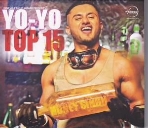 Yo-Yo Top 15 album cover