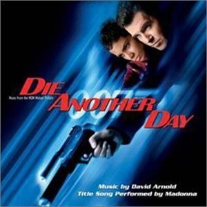Die Another Day Movie Soundtrack album cover