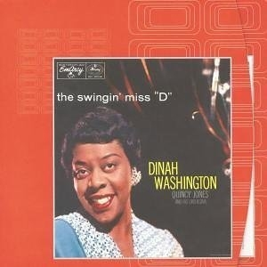 Swingin' Miss 'D' album cover