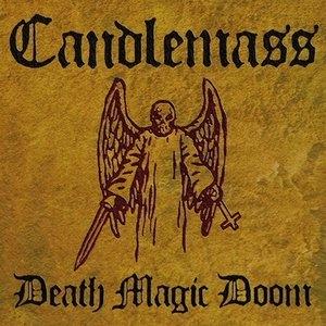 Death Magic Doom album cover
