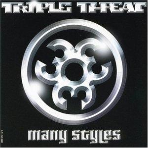 Many Styles album cover