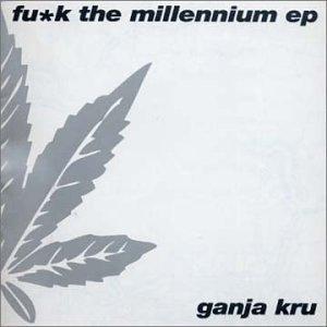 Fu*k The Millennium EP album cover