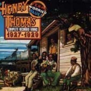 Texas Worried Blues: Complete Recorded Works 1927-1929 album cover
