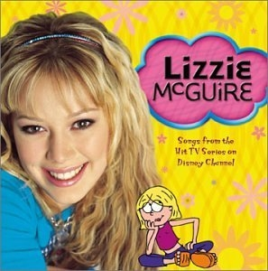 Lizzie McGuire (Songs From The Hit TV Series On Disney Channel) album cover