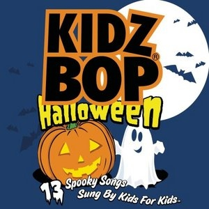 Kidz Bop Kids: Halloween album cover