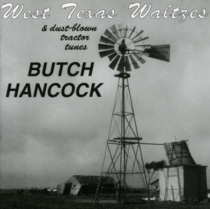 West Texas Waltzes & Dust-Blown Tractor Tunes album cover