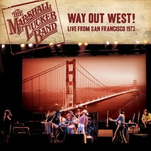 Way Out West!: Live From San Francisco 1973 album cover