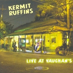 Live At Vaughan's album cover