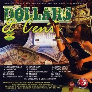 Dollars & Cents album cover