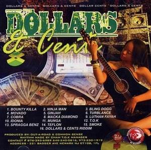 Dollars & Cents album cover