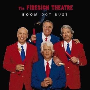 Boom Dot Bust album cover
