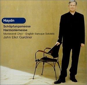 Haydn: Schoepfungsmesse Harmoniemesse album cover