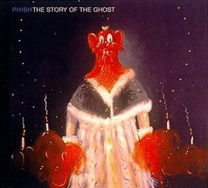 The Story Of The Ghost album cover