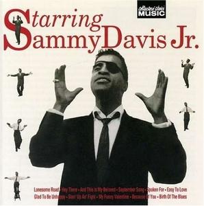 Starring Sammy Davis, Jr. album cover