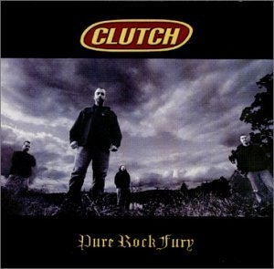 Pure Rock Fury album cover