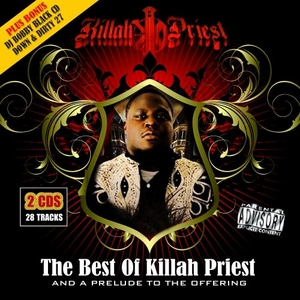 The Best Of Killah Priest & A Prelude To The Offering album cover