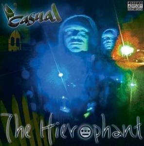 The Hierophant album cover