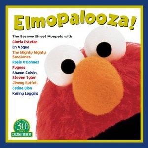 Elmopalooza! album cover