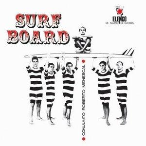Surfboard album cover
