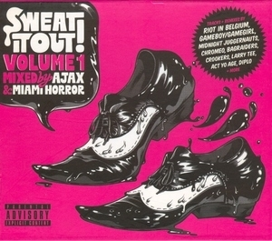 Sweat It Out!, Vol. 1 album cover